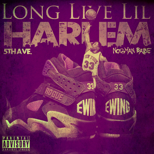 NORMAN_BAE_Long_Live_Little_Harlem-front-large